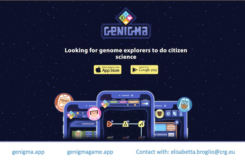 Genigma game